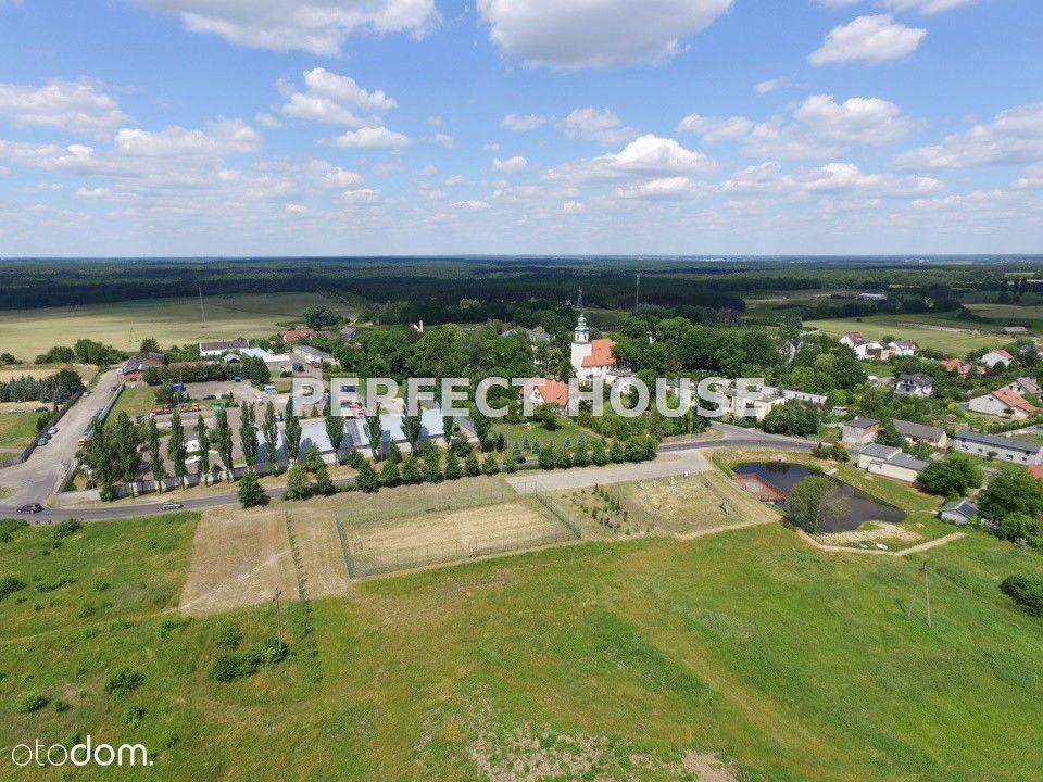 Inwestycyjna Morasko 4942m2 z pięknym widokiem
