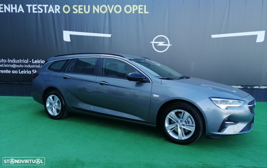 Opel Insignia Sports Tourer 1.5 D Business Edition - 1