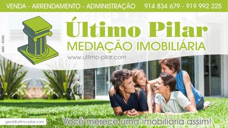 Agência Imobiliária: Ultimo Pilar Mediação Imobiliária, Lda