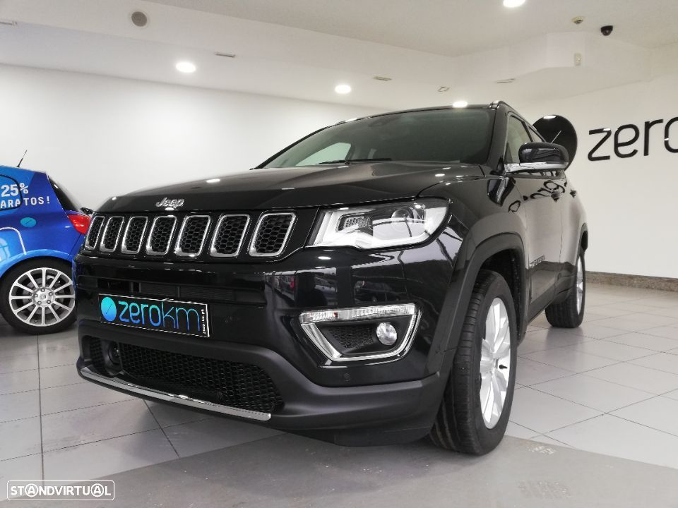 Jeep Compass 1.3 T Limited - 3