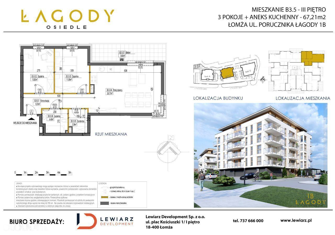 Apartament B3.5