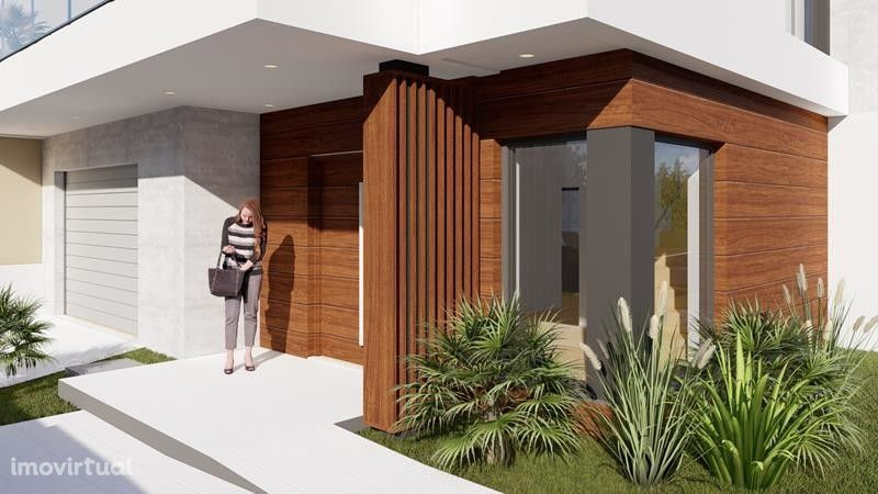 Terreno urbano para construção de duas moradias - StºAntónio da Charne