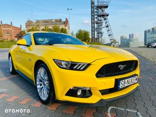 Ford Mustang Ford Mustang 5.0 GT V8 Automat/ Premium/Triple Yellow /1 właściciel