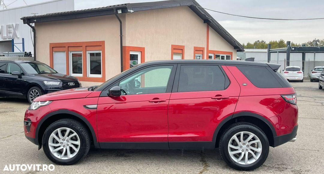Land Rover Discovery Sport 2.0 - 3