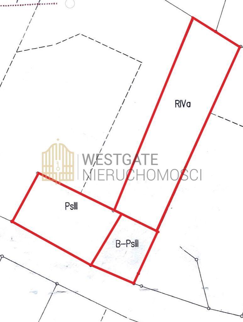 Działka budowlana - MPZP - pow. 2452m2