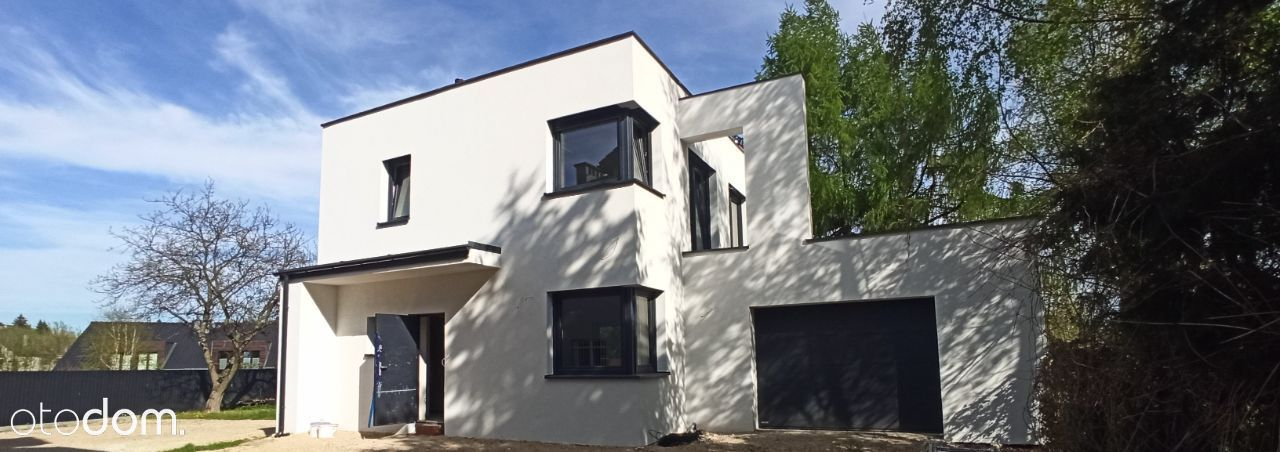 Nowoczesny dom na Lisińcu 130m2 z garażem i tarasm