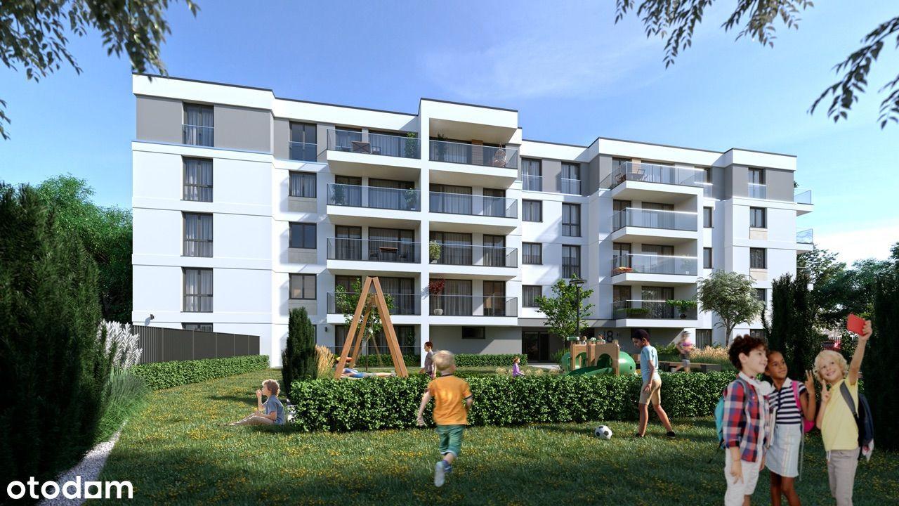 mieszkanie 45,29m2 SŁONECZNE TARASY II ETAP !!!!