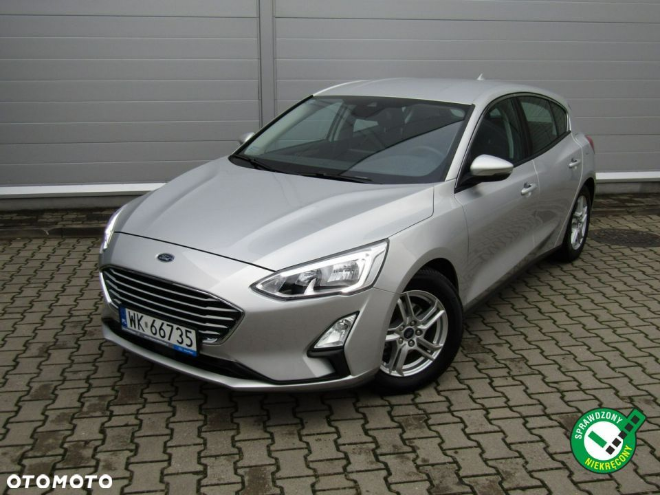 Ford Focus 1,5TDCi, 120KM, Trend Edition, DEMO, JA84079 - 1