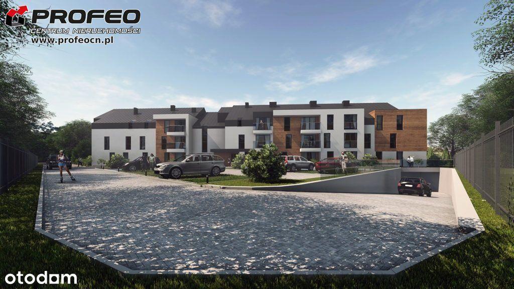 Mieszkanie, 62,40 m², Bielsko-Biała