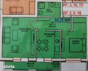 Apartament 2 Camere | Decomandat | DEZVOLTATOR