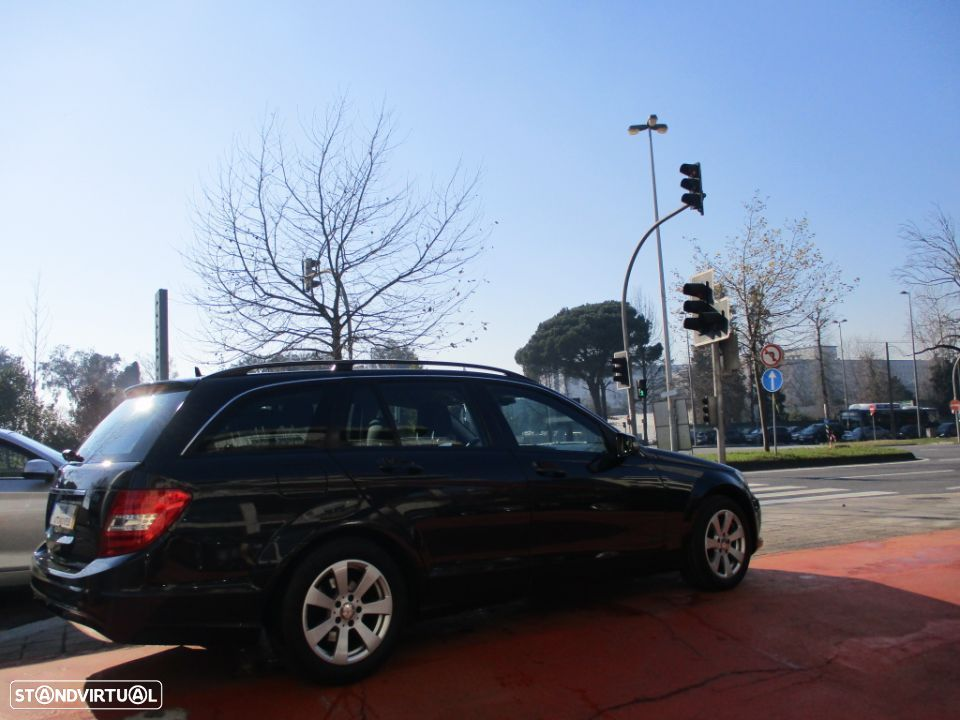 Mercedes-Benz C 200 CDi Classic BE Aut. - 6