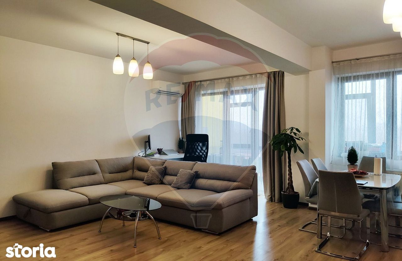 Apartament 3 camere confort lux in South City Residence, Salaj
