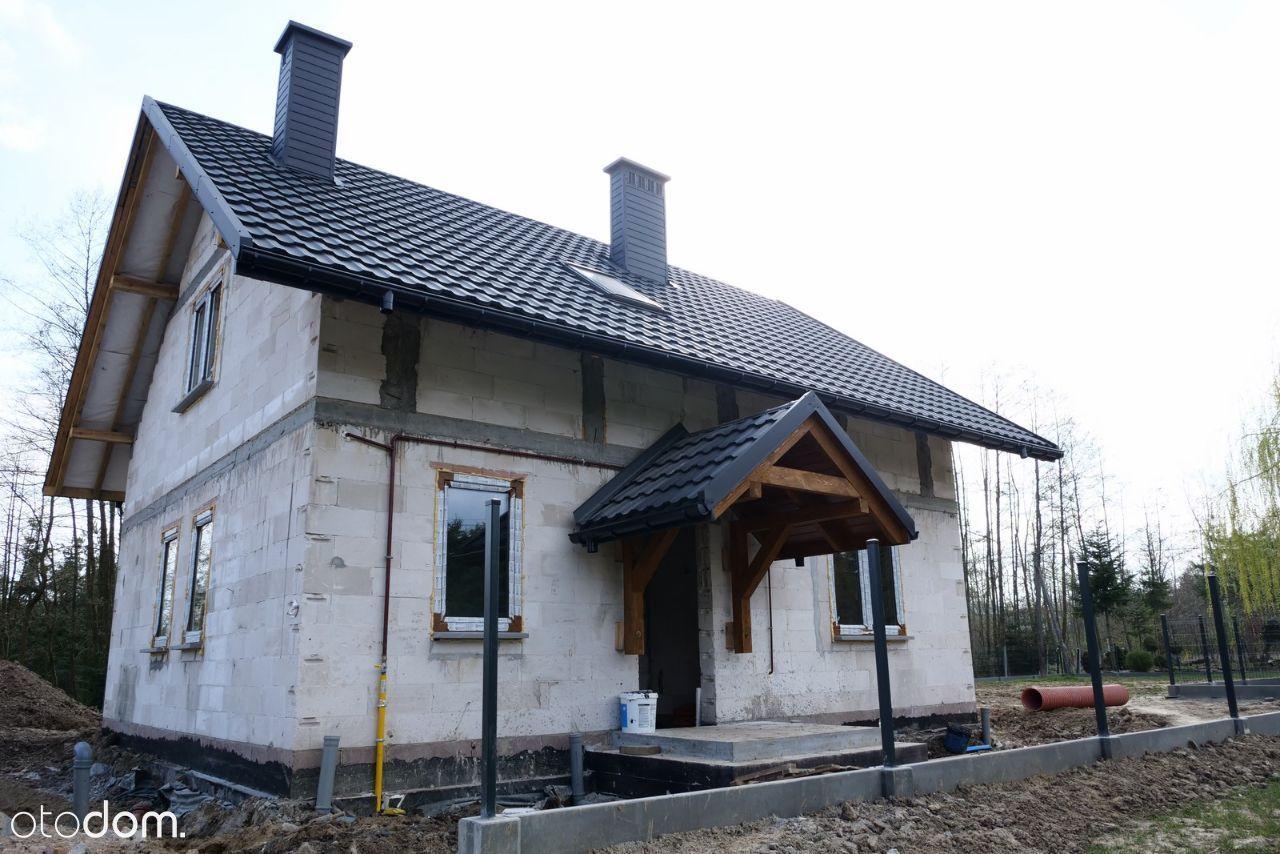 Nowy Dom 130m2, Działka 10ar - Wysoka gm. Łańcut