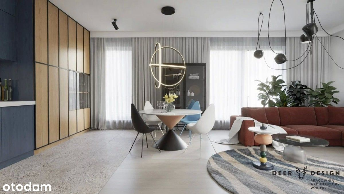 Przestronne Mieszkanie Z Balkonem | Monitoring