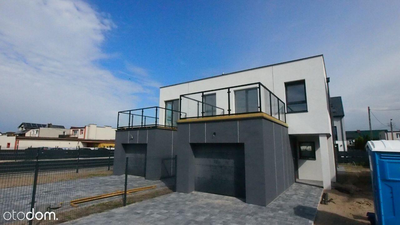 Reda Olchowa - nowoczesny dom z garażem -nowa cena