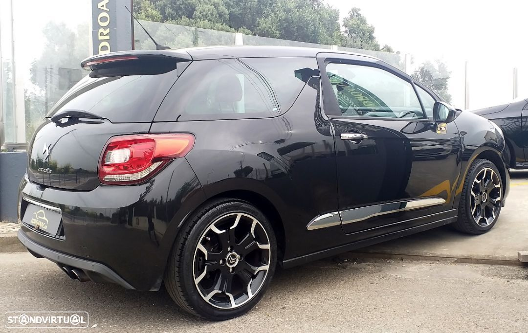 Citroën DS3 1.6 HDi Airdream Sport Chic - 10
