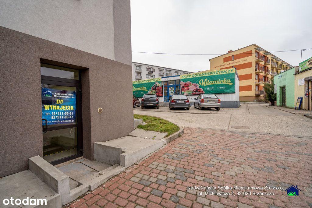 Lokal usługowo handlowy w Libiążu /koło biblioteki