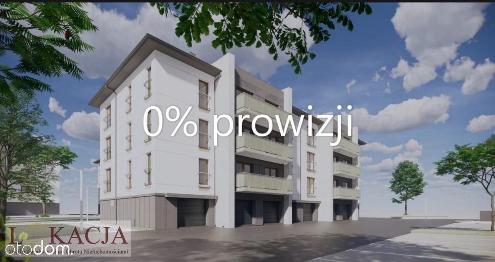 Mieszkanie, 65,62 m², Kalisz