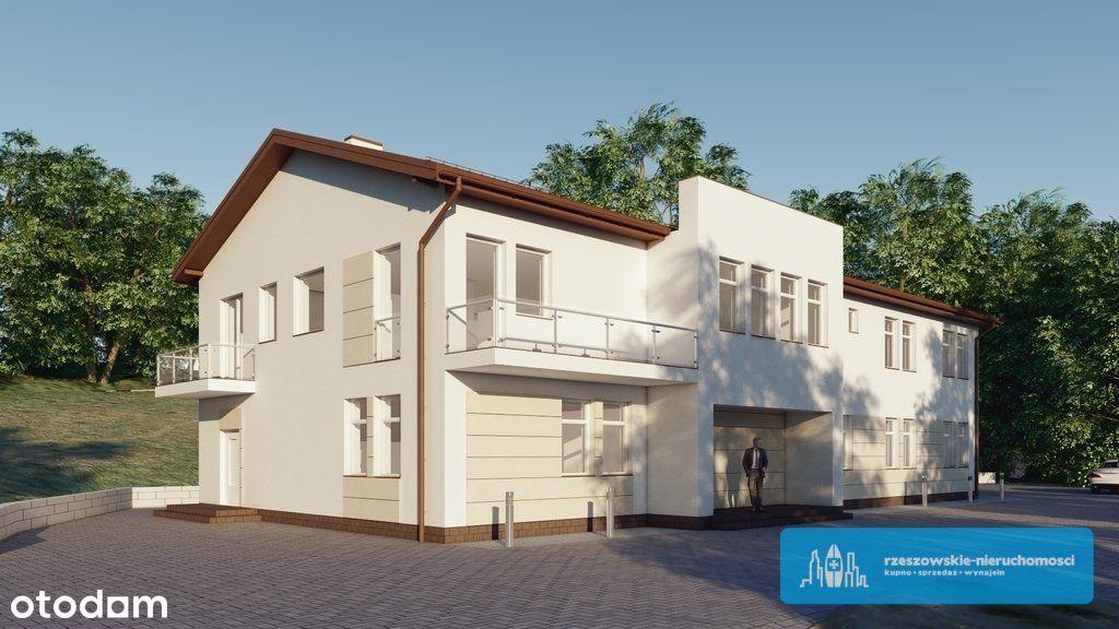 Lokal 243 m2 parter Ropczyce-Grunwaldzka