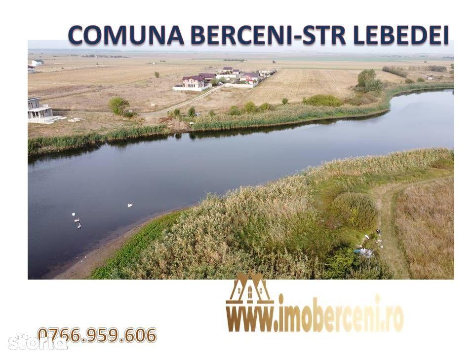 Teren cadastru-intabulare-zona lacuri- str Lebedei-comuna Berceni