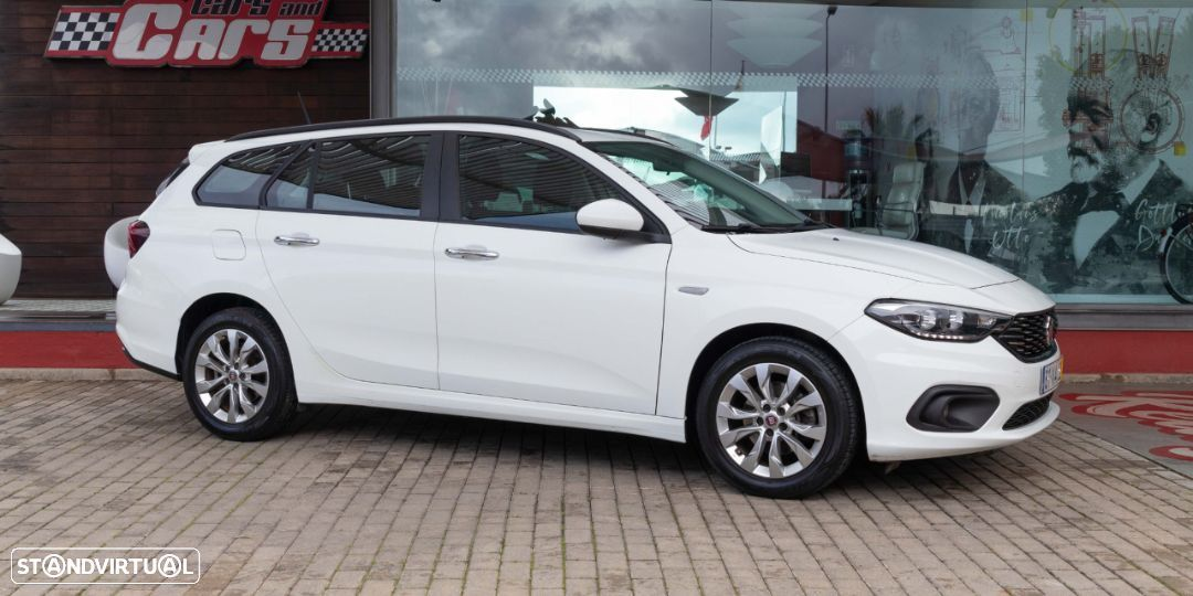 Fiat Tipo Station Wagon 1.3 M-Jet Lounge Tech - 1