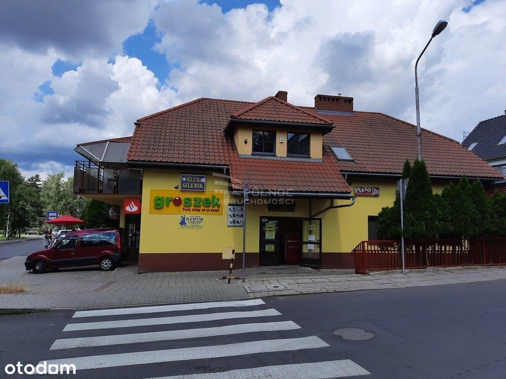 Lokal użytkowy, 521,50 m², Bolesławiec