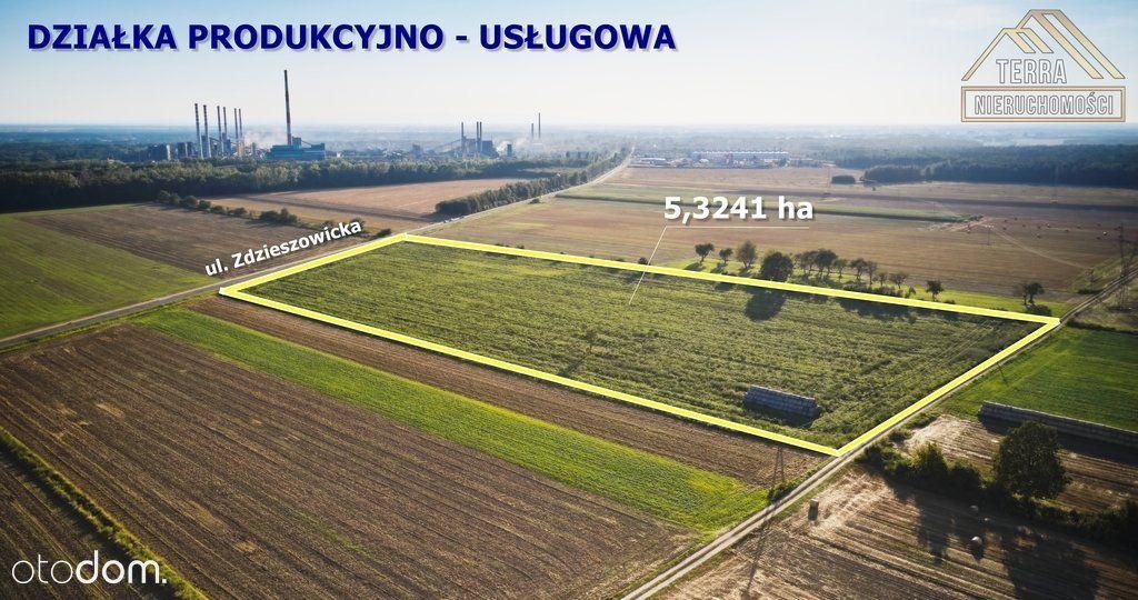 Działka Inwestycyjna - Powiat Strzelecki