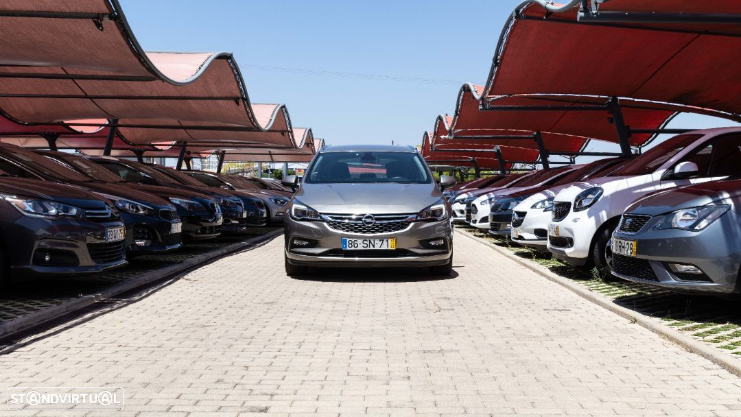 Opel Astra Sports Tourer 1.0 Edition S/S - 2