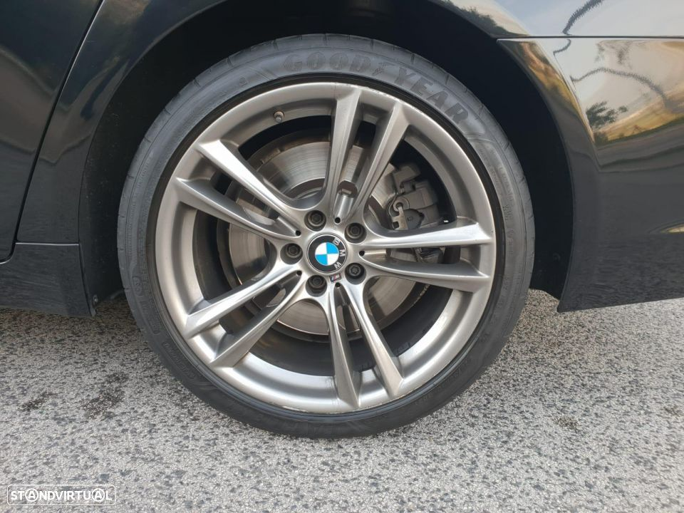 BMW 750 d xdrive PACK M - 10