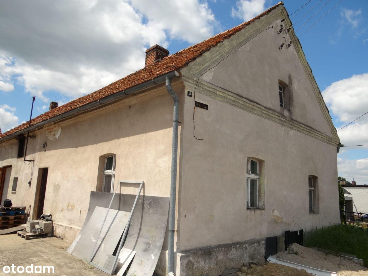 Dom w Domecku pod inwestycje
