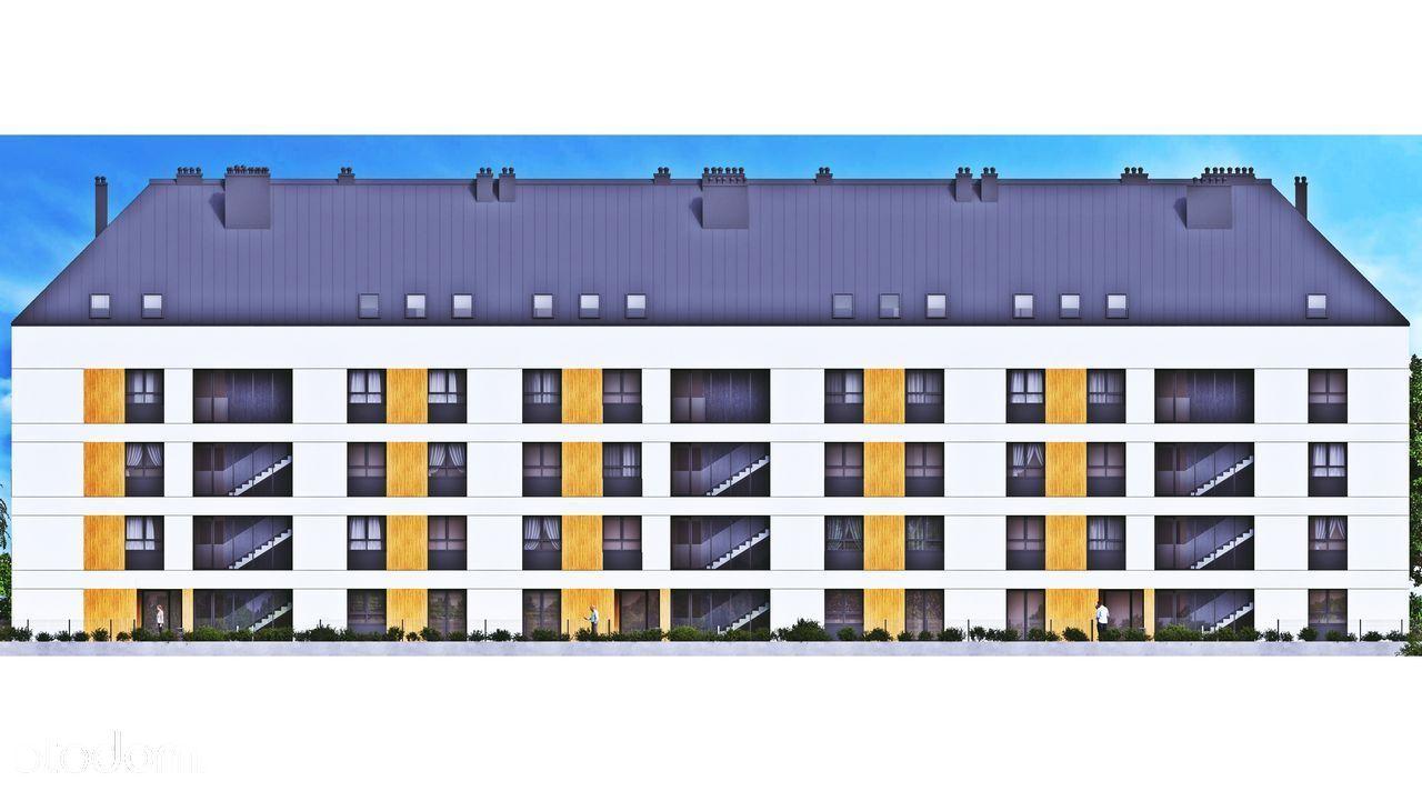 Mieszkanie w Inwestycji Warszawska21 M40