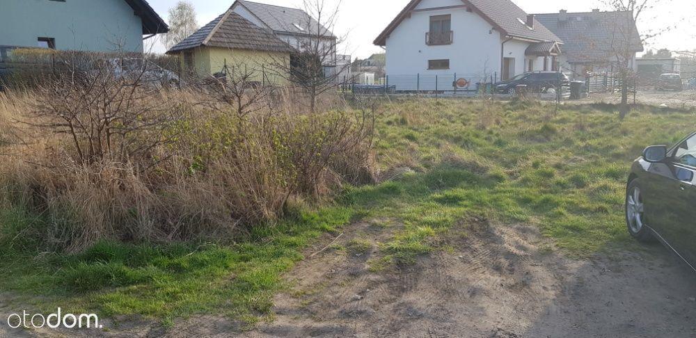 działka budowlana Katowice Podlesie, Rolnicza