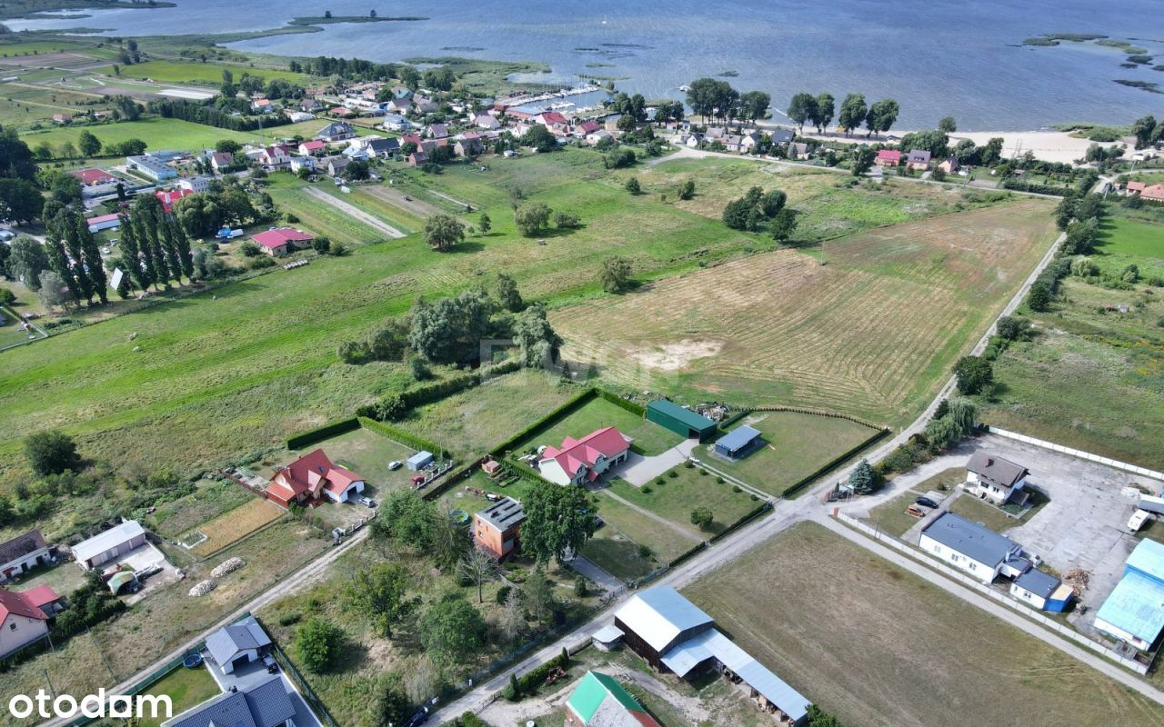 Działka, 932 m², Lubczyna