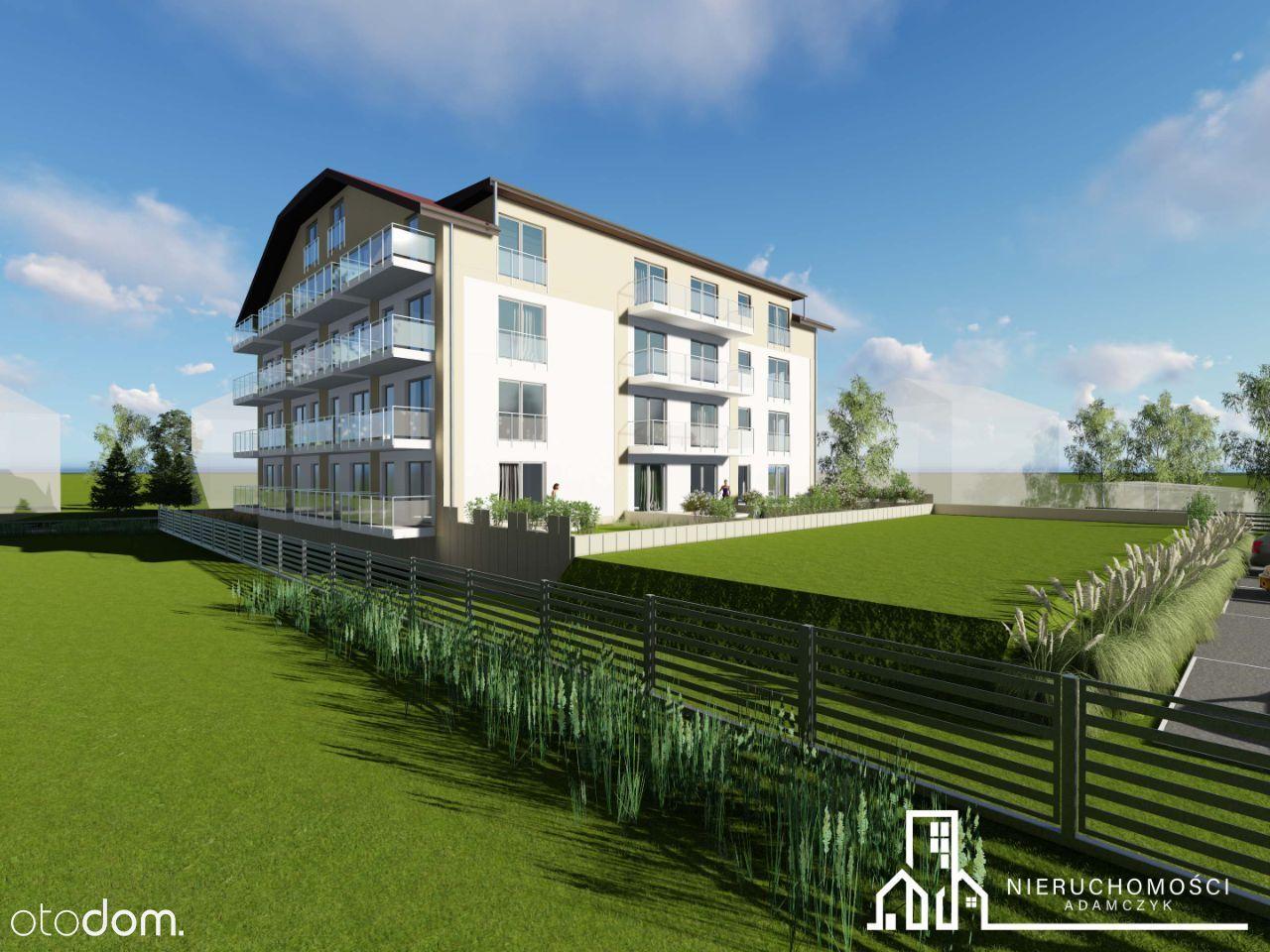Nowe mieszkania na Warszowie