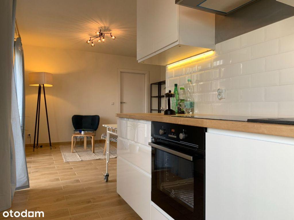 Sympatyczne mieszkanie Platinum