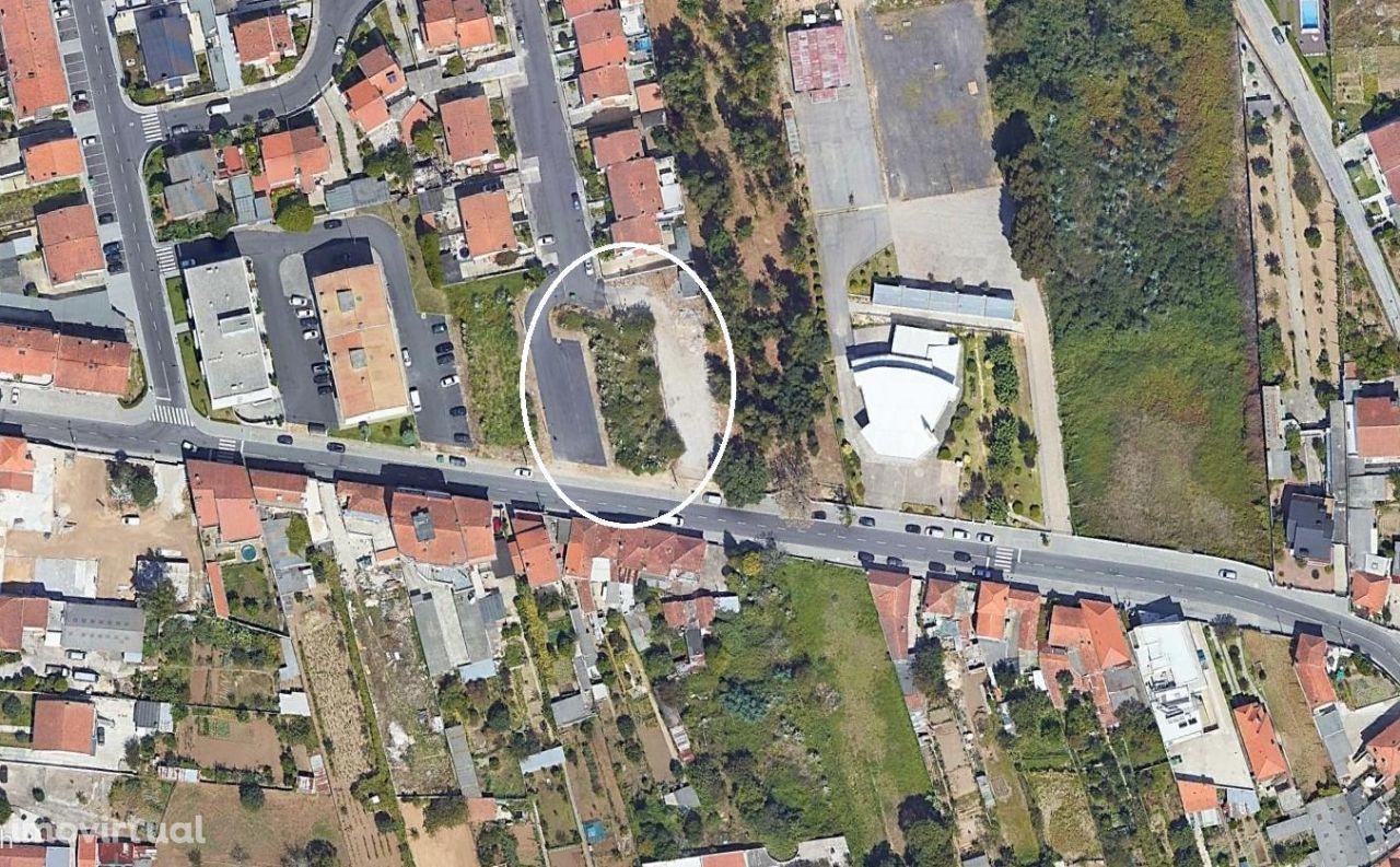 Terreno 510 m2 para constr. em altura- Vilar Andorinho