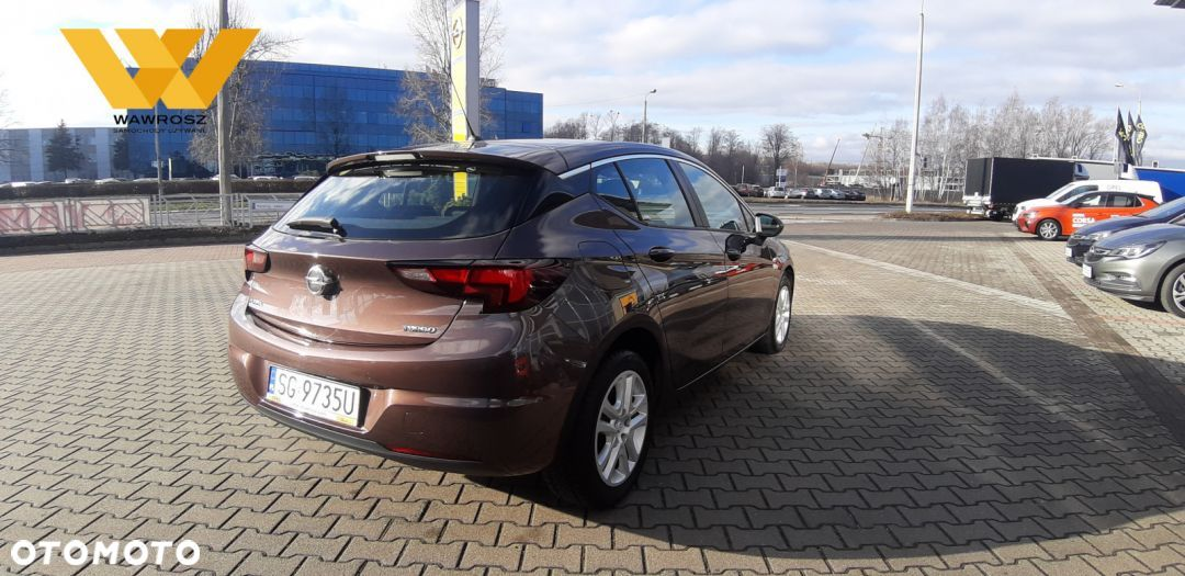 Opel Astra Enjoy 1.4 Turbo 125KM Krajowy F VAT23% Od dealera! - 7