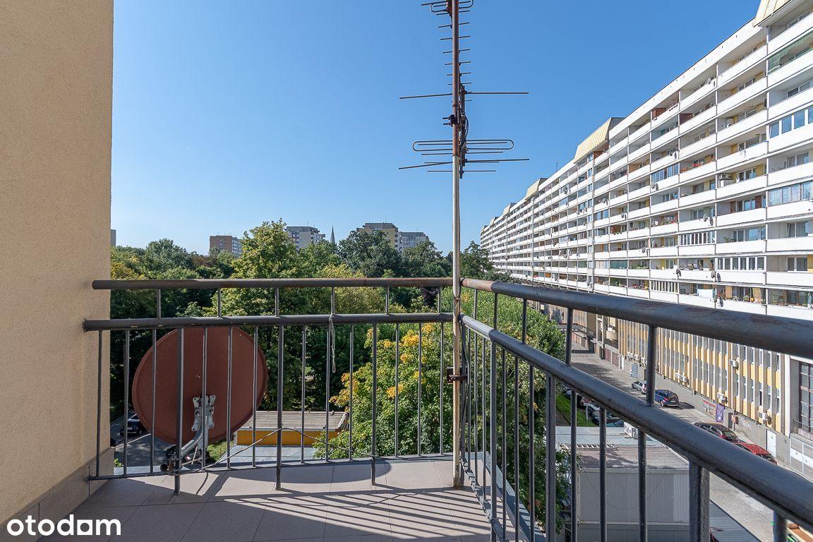 Centrum klimatyczne 3 pokoje kamienica z balkonem