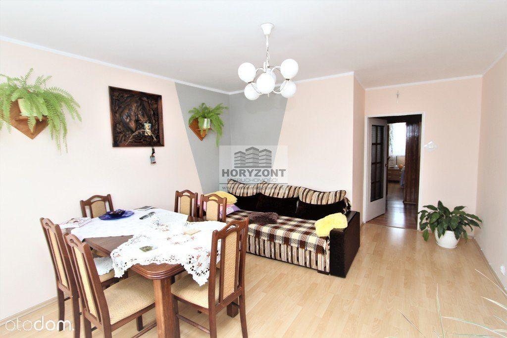 Ładne, przestronne 3-pokojowe mieszkanie w bloku