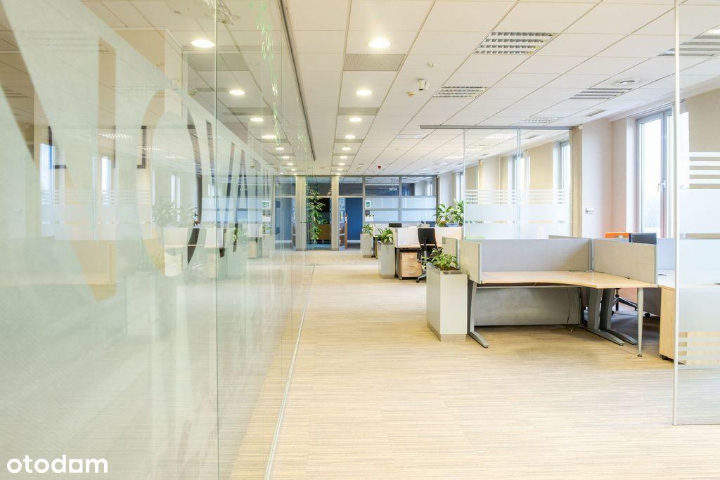 Prywatne piętro w biurowcu na północy miasta