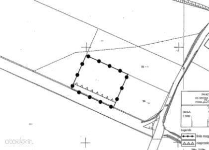 Działka budowlana w Lipowej na sprzedaż