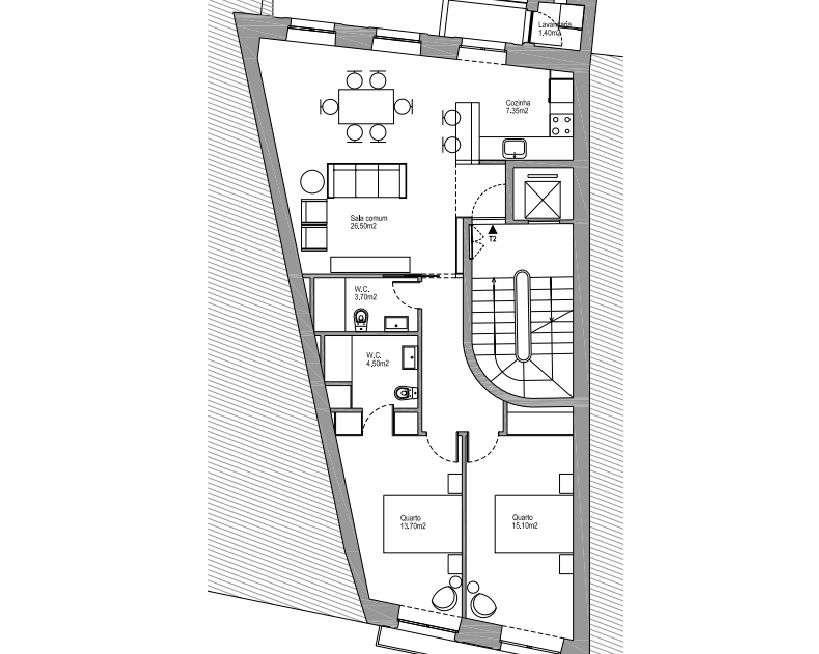Apartamento para comprar, Rua do Heroísmo, Bonfim - Foto 6
