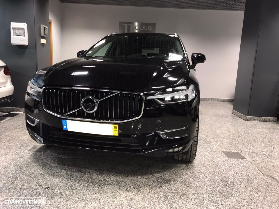 Volvo XC 60 2.0 D4 Dynamic Geartronic - 4