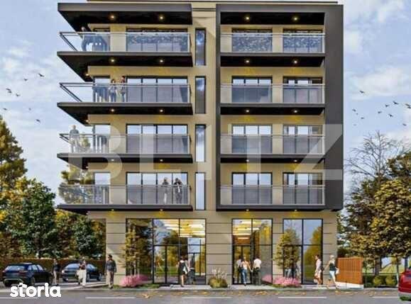 Apartament 2 camere cu terasa, 52.78 mp, zona Vitan