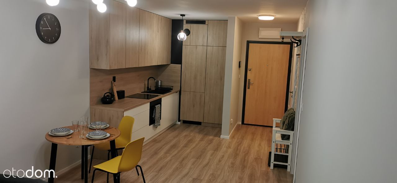 nowe dwupokojowe mieszkanie na wynajem +mp