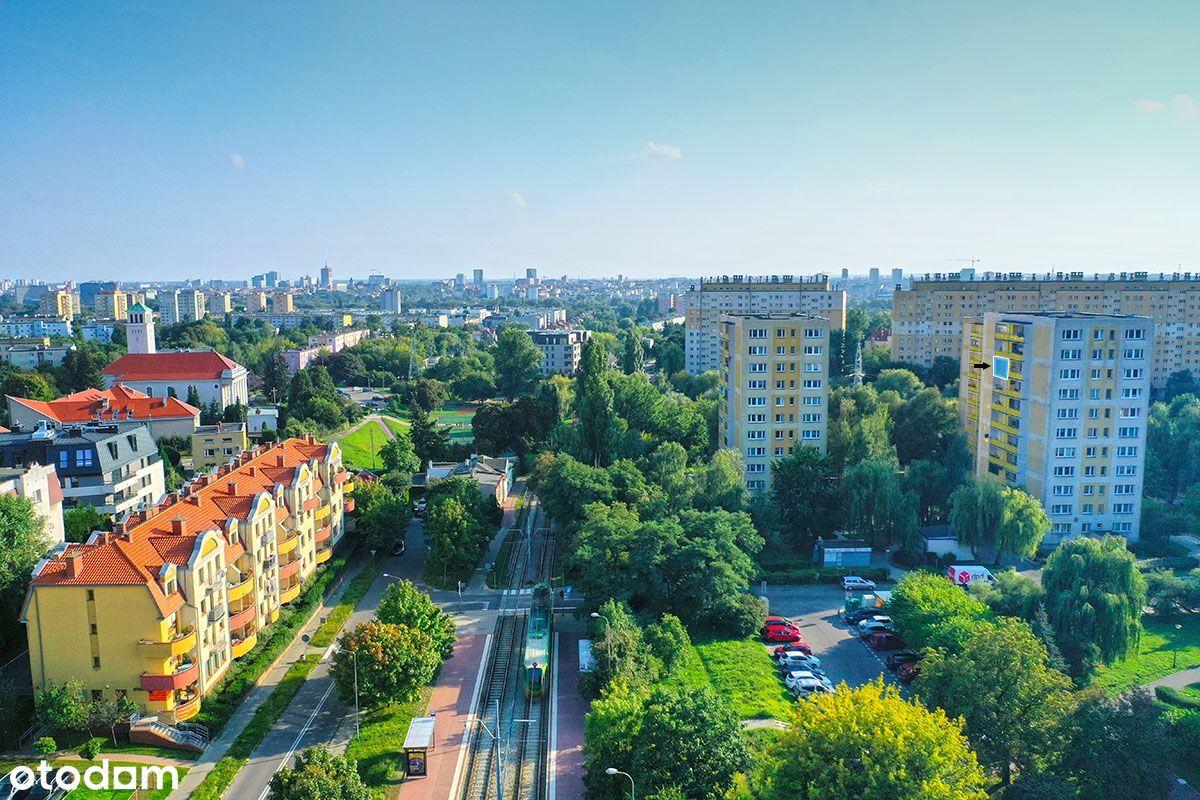 Poznań Winiary / 8 piętro z widokiem na miasto