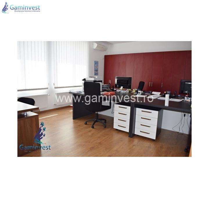 GAMINVEST - De inchiriat birouri in Bors, Bihor A1126