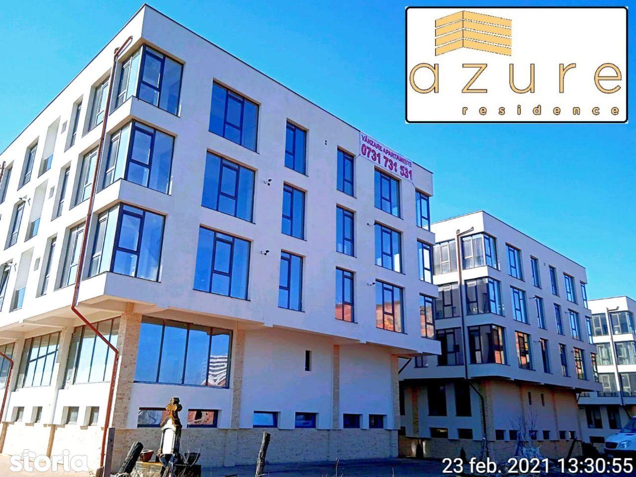Vand apartament 3 camere, Azure Residence zona Mihai Viteazul Lidl