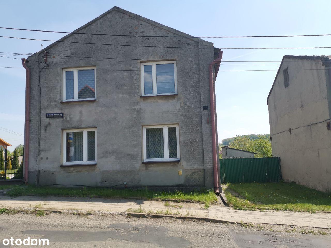 Dom jednorodzinny do remontu.