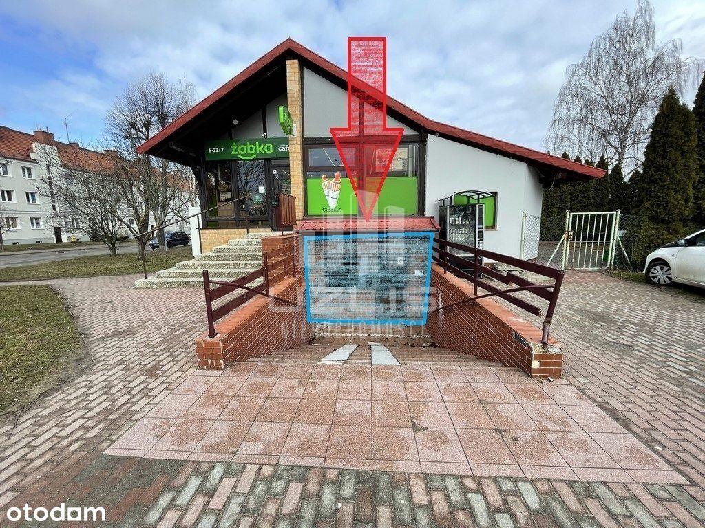 Atrakcyjny lokal 44m Malbork ul. Nowowiejsiego